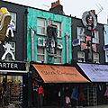 Camden, st paul, soho, carnaby street, chicago