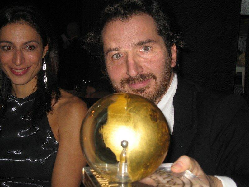 edouard baer meilleur show globes cristal