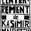L'enterrement de Kazimir Malevitch