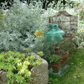 ...un peu de broc dans le jardin