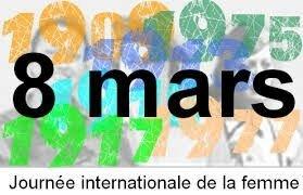 8 mars journée internationale des droits des femmes ! « Il suffit d'écouter les femmes » Simone Veil