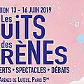 Denis charolles octet et surnatural orchestra - nuits des arènes 15 juin 2019
