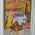 Anvers - Exposition universelle 1894
