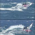 off the lip back surf !...