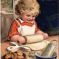 Palteaux goumands: les biscuits de noël