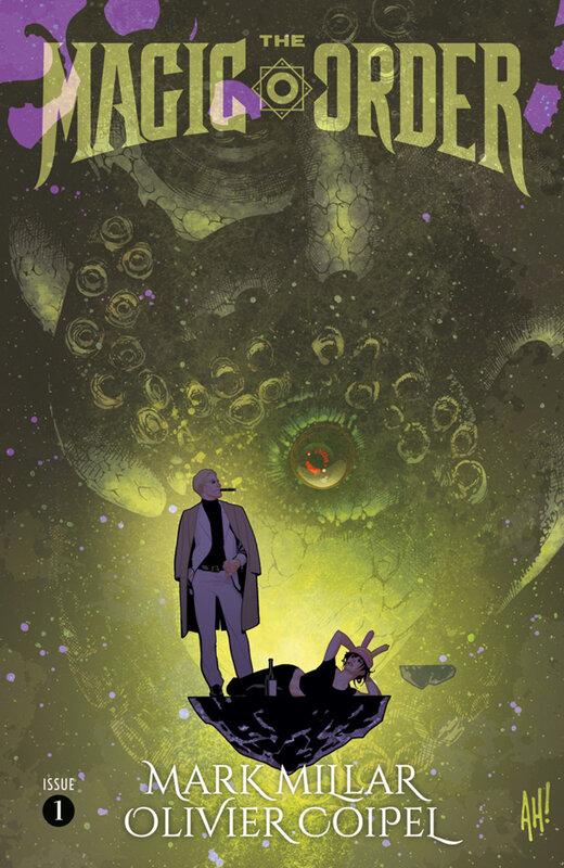 image the magic order 01 adam hughes variant