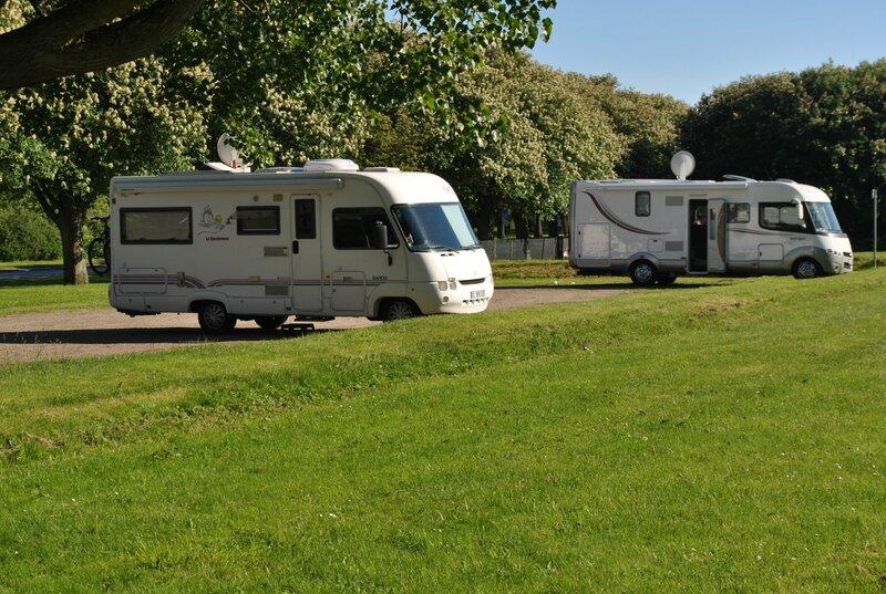 Vidange Camping Car Norvege