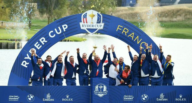 RYDER CUP 2018 2018