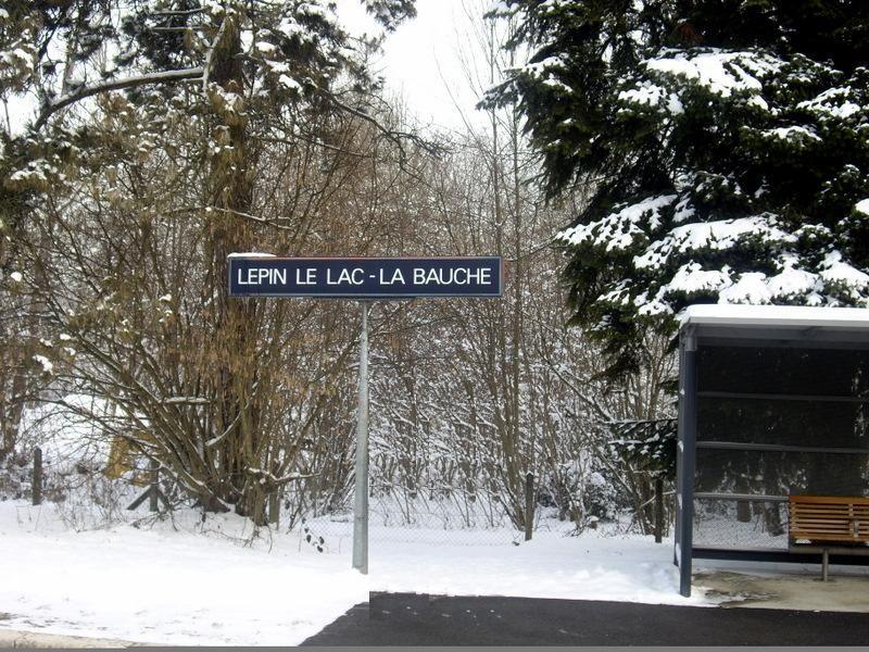Lépin le lac (Savoie)