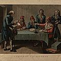 Le 9 avril 1795 à nogent-le-républicain : désarmement des membres du comité de surveillance révolutionnaire et secours aux indig