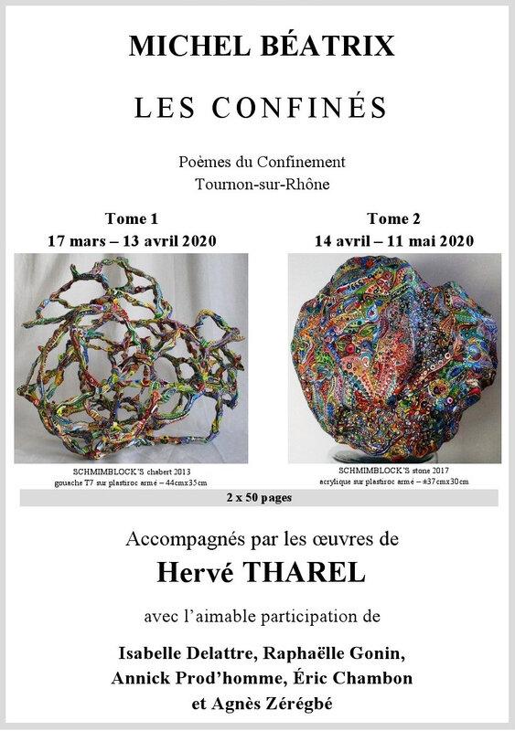 LES CONFINÉS - COUVERTURE