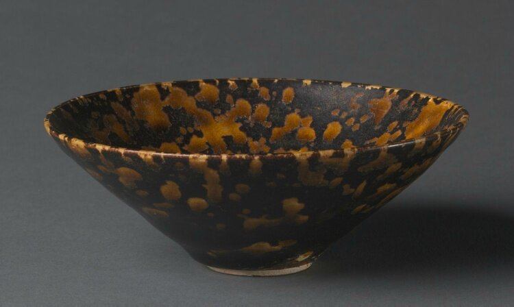 Conical Bowl, 1100s, China, Jiangxi province, Ji'an , Southern Song dynasty (1127-1279)