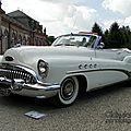 Buick roadmaster convertible-1953