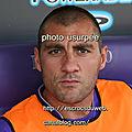 Christian Vieri - ancien, footballeur , usurpé