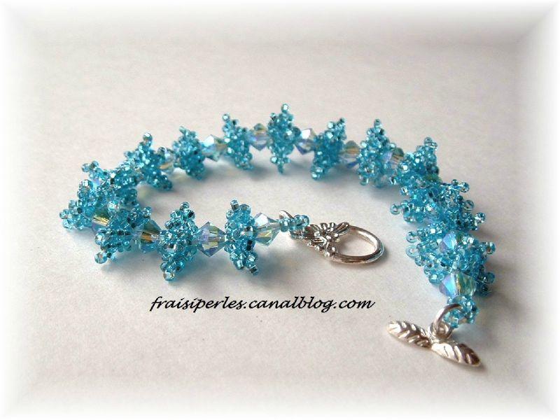 Bracelet Le Cristal