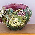 Le pot aux roses....et autres barbotines