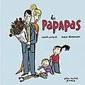Mon top 10 des livres jeunesse sur... les papas et les mamans!