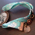 Bracelets liberty, années 20 et valentine card