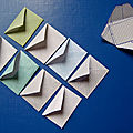 Les petites enveloppes