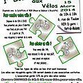 Bourse aux vélos à alfortville samedi 15 mars !
