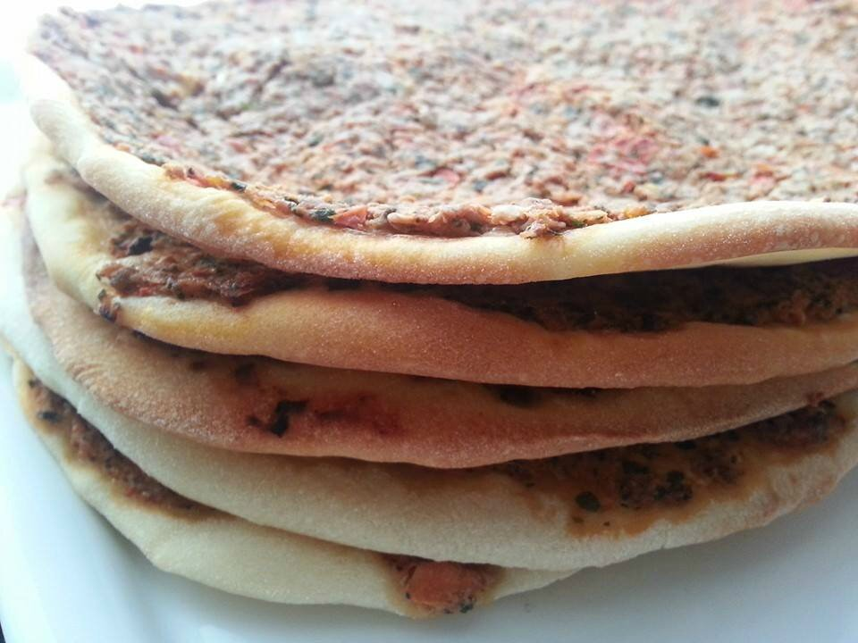 Lahmacun / Pizza Turque
