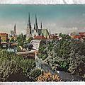 Strasbourg - église St Paul et la cathédrale