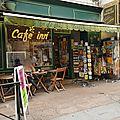 Café inn bayeux calvados salon de thé