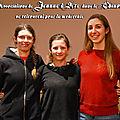 Les associations de jeanne d'arc dans le chinonais se retrouvent pour la médiévale de fierbois