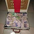 Valise et porte monnaie magique pour devenir riche,le plus puissant marabout