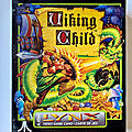 Viking child, mon premier jeu atari lynx