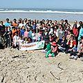Billet d'avril: retour sur les initiatives océanes, l'opération plage propre et sur des questions diverses
