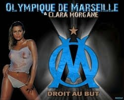 Les incroyables du foot : Clara Morgane, Balotelli et Sydney Govou