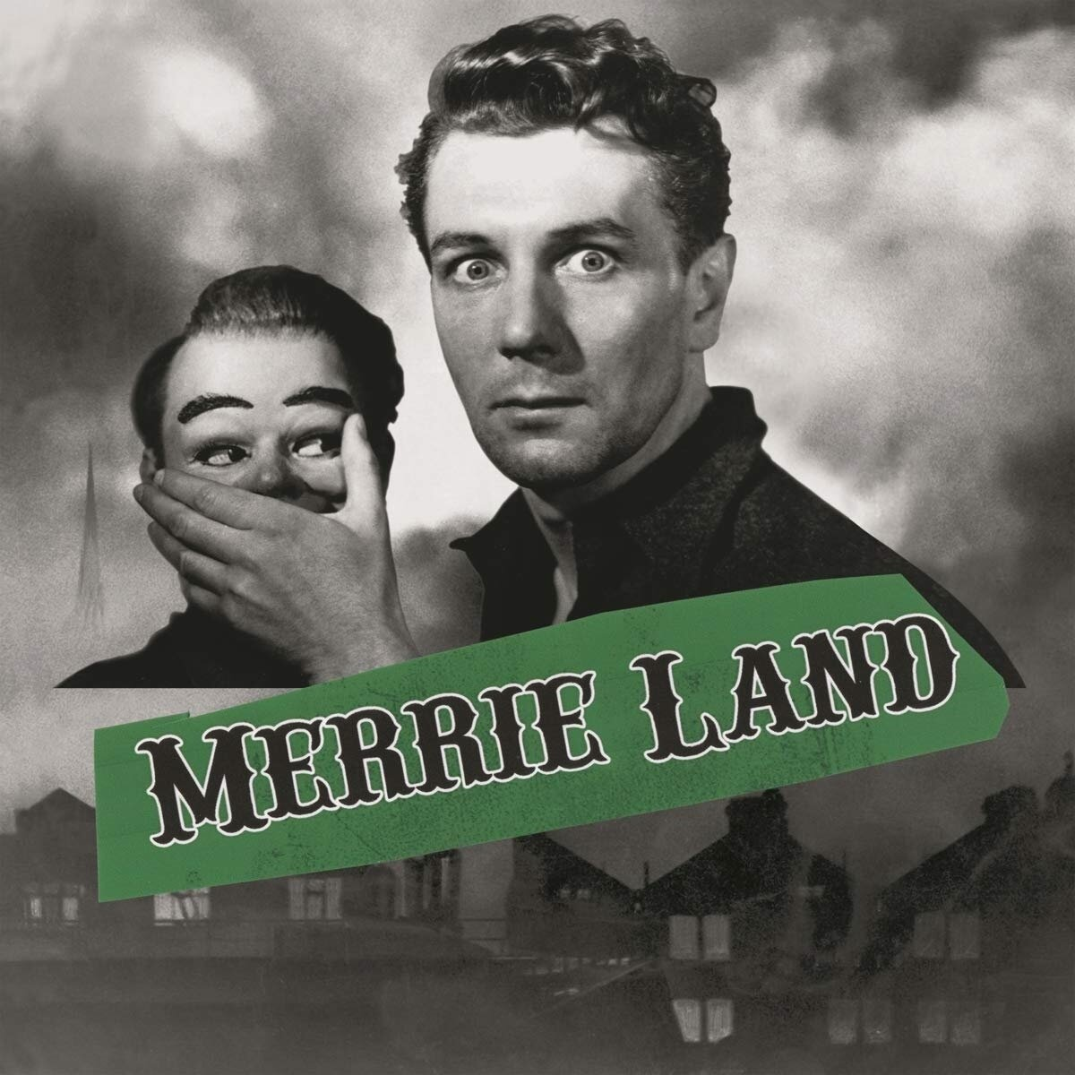THE GOOD, THE BAD & THE QUEEN – Merrie Land (2018)