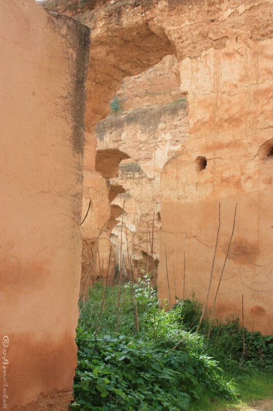 ©13_Nature, silo Hri Moulay Ismaïl