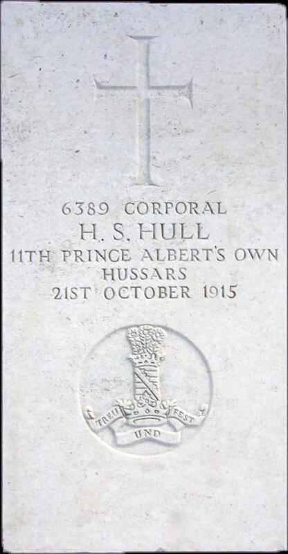 gravestone Hull
