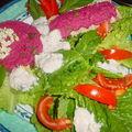 Petite salade fraicheur