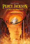 La mer des monstres (tome 2 percy jackson) - avis : 5 / 5