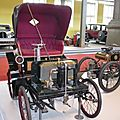 JEAN PIAT voiturette 1 cyl. 1900 Bruxelles Autoworld (1)
