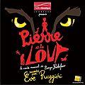 Pierre et le loup, casse noisette: 2 superbes éditions de livres cd