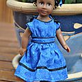 Addy - Mini American Girl - 17 cm