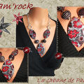 Collier glam'rock