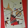les formes -inspiration Kandinsky-