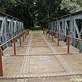 Pont de franchissement de la rivière de Gabas