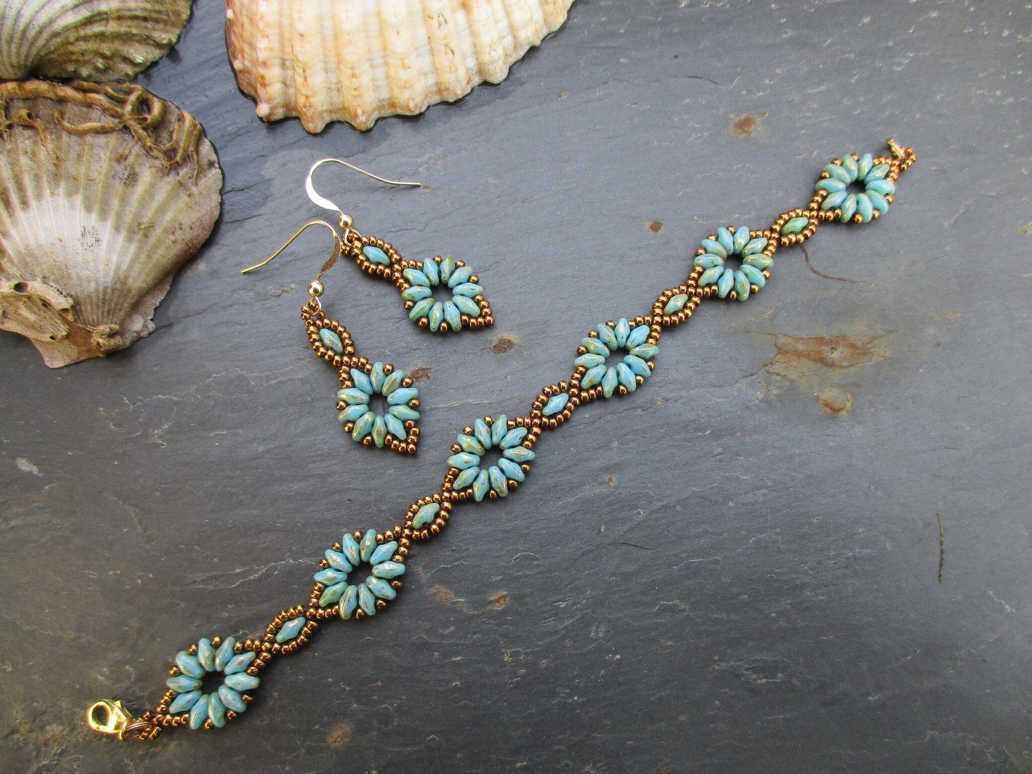 Parure_Flower_Chain_Bracelet