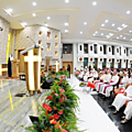 Émirats arabes unis : inauguration d'une deuxième église catholique