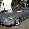 Panhard pl17 cabriolet-1963