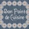 Bon point de Cuisine Blanc