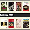~ livraddict ~ les baby-challenges 2013 ~