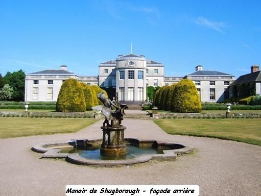 Mansion House Sughborough