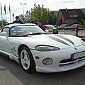 Dodge viper rt10 coupé